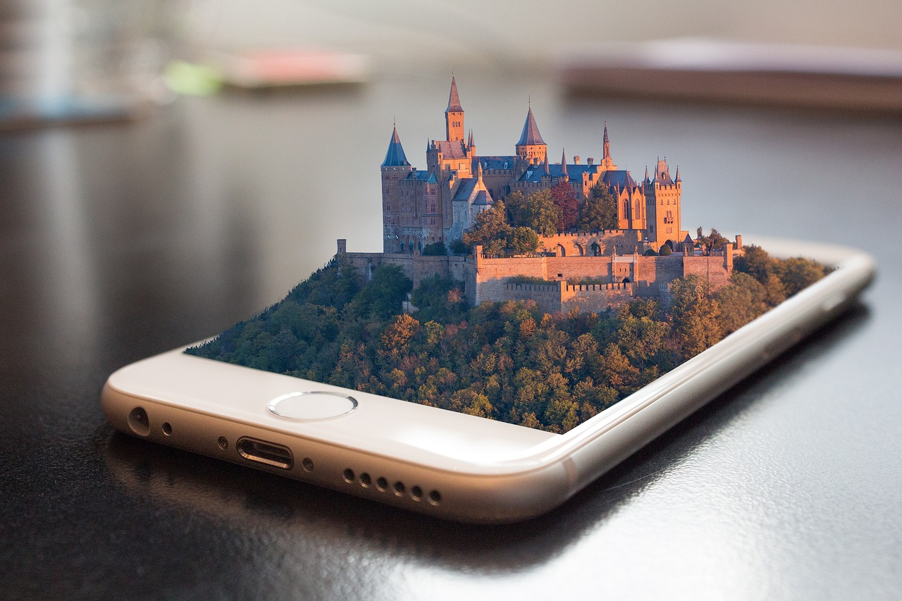 What is Augmented Reality in Smartphones?